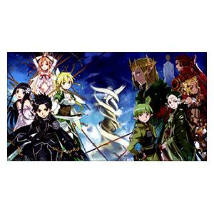 Sword Art Online. Размер: 110 х 60 см